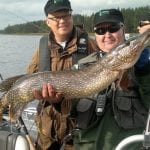 Fishing safari in Saimaa, Finland, by LakelandGTE