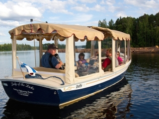 Varkaus Leppävirta accordeon cruise