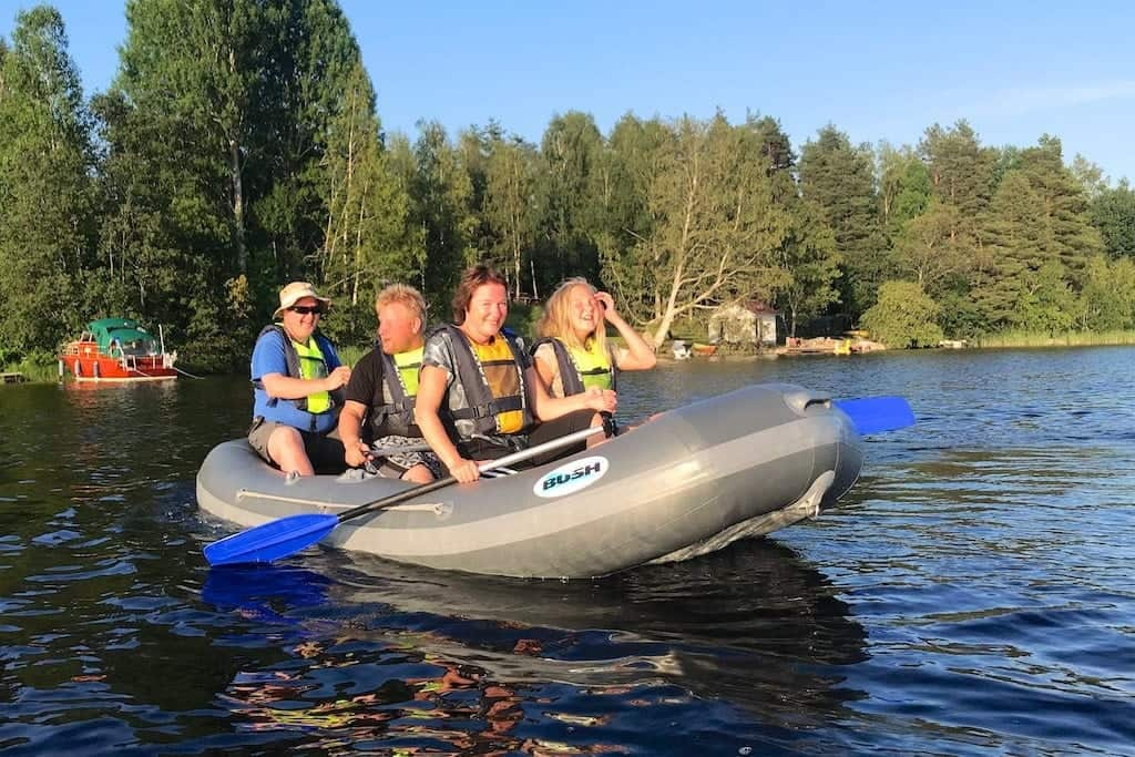 inflatable boats adventure